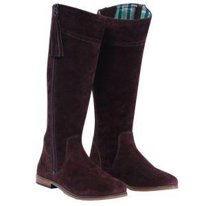 Dublin Kalmar STD Tall Boot - Chocolate