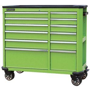 Taron Professional Roller Tool Cabinet - 12 Drawer