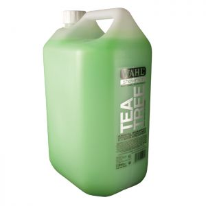 Wahl Showman Tea Tree Shampoo - 5 Litre