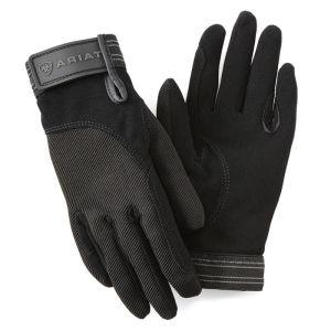 Ariat Tek Grip Gloves - Black