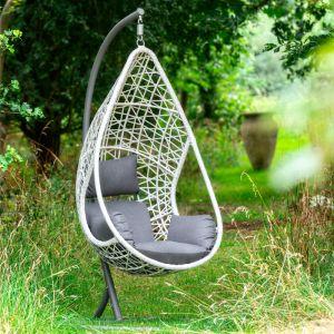 Bramblecrest Tetbury Hanging Egg Chair