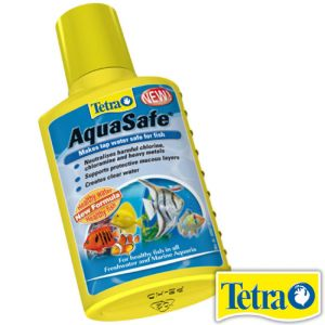 Tetra Aquasafe Water Conditioner - 100ml