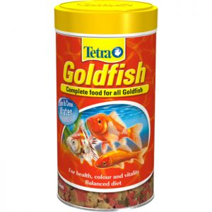 TetraFin Goldfish Flakes - 100ml