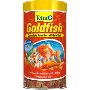 TetraFin Goldfish Flakes - 250ml