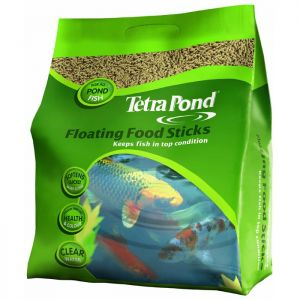 TetraPond Floating Food Sticks - 7 Litre