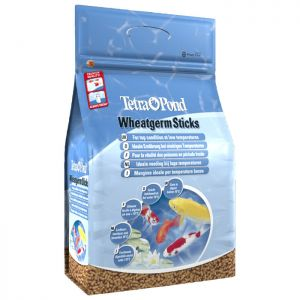 TetraPond Wheatgerm Sticks - 7 Litre