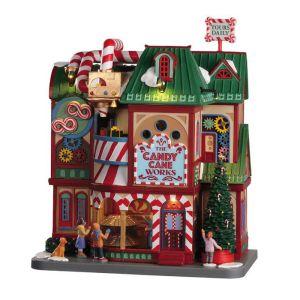 Lemax Christmas Figurine - The Christmas Candy Works