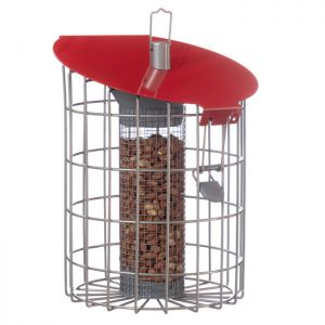 The Nuttery Roundhaus Nut Feeder