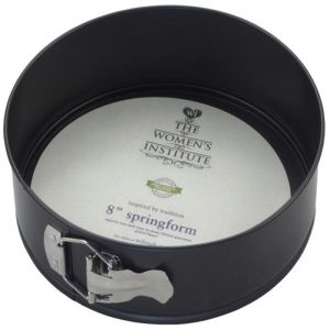 The Women's Institute Non-Stick Spring Form Cake Pan - 8in
