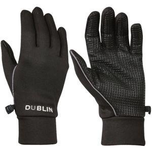 Dublin Thermal Riding Gloves - Black