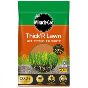 Miracle-Gro Thick'R Lawn Seed - 150m²