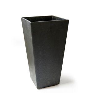 Primeur Eco Garden Sonata Planter, Slate – 50cm