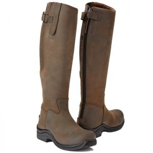 Toggi Calgary Boots, Wide Fit - Cheeco