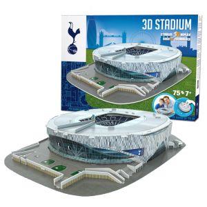 3D Puzzle Tottenham Hotspur's White Hart Lane Stadium - 75 Piece