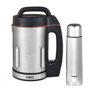 Tower Soup Maker and Flask Set