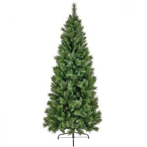 Premier Ridgemere Slim Christmas Tree - 6ft
