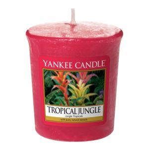 Yankee Candle Votive – Tropical Jungle