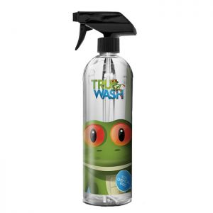 TruWash QuickShine Glass & Shiny Stuff Cleaner Spray – 750ml