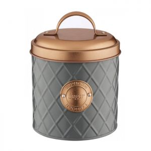 Typhoon Living Sugar Tin - Copper