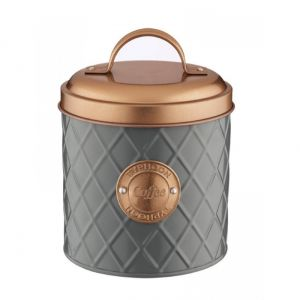 Typhoon Living Coffee Tin - Copper
