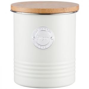 Typhoon Living Sugar Canister - Cream