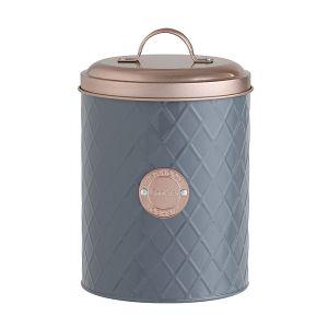 Typhoon Henrik Biscuit Tin – Grey/Copper