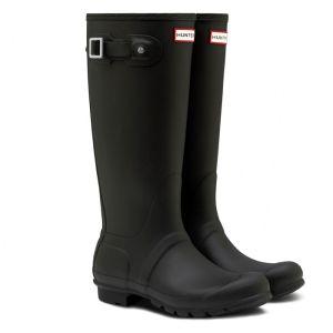 Hunter Original Tall Wellington Boots - Black