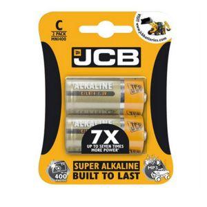JCB Super C Battery - 2 Pack