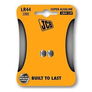 JCB LR44 Battery - 2 Pack