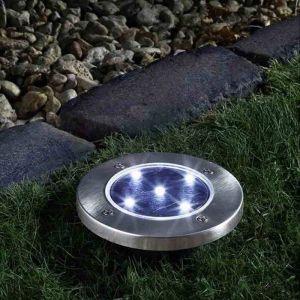 Smart Solar Up Lights - 3 Pack
