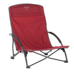 Vango Dune Chair - 2019, Carmine Red