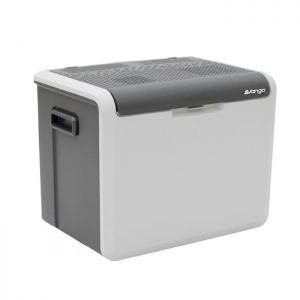 Vango E-Pinnacle Electric Cool Box, Deep Grey – 40L