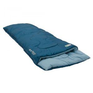 Vango Evolve Superwarm Single Sleeping Bag, Moroccan Blue – 2021