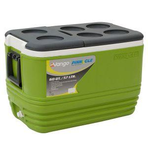 Vango Pinnacle 80Hr Cool Box, Green – 57L