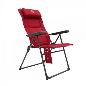 Vango Radiate DLX Camping Chair, Heather Red – 2021