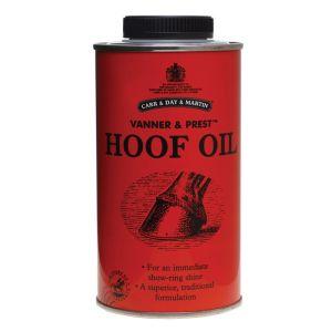 Carr & Day & Martin Vanner & Prest Hoof Oil - 1 Litre