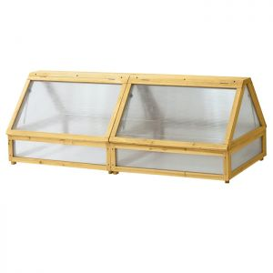 VegTrug Cold Frame, 1.8m – Natural