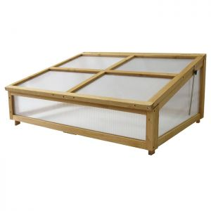 VegTrug Cold Frame, 1m – Natural