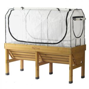 VegTrug Medium Greenhouse Frame & Multi Cover Set