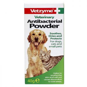 Vetzyme Antibacterial Powder - 40g