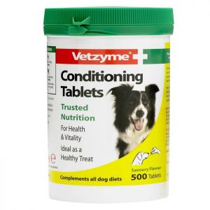 Vetzyme Conditioning Tablets - Pack of 240 Tablets