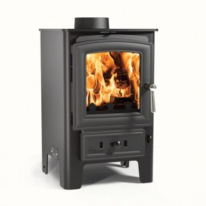 Villager Puffin 4 Multi Fuel Stove - 4kW