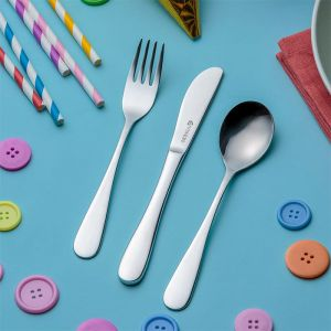 Viners Everyday 3 Piece Kids Cutlery Set