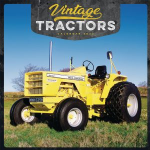 Vintage Tractor Calendar – 2022