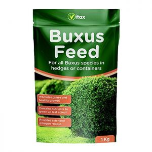 Vitax Buxus Feed Pouch - 1kg