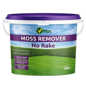 Vitax No Rake Moss Remover Tub - 100m²