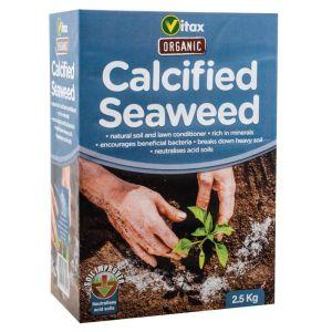 Vitax Organic Calcified Seaweed - 2.5kg