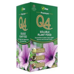 Q4 Premium Soluble Feed – 1kg