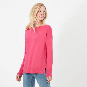Joules Women's Vivianna Jumper – Fuchsia Pink