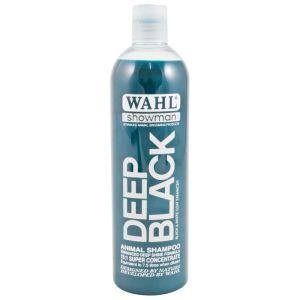 Wahl Showman Deep Black Shampoo - 500ml